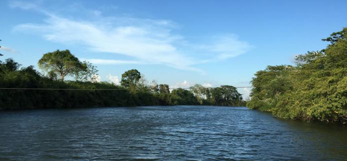 The Coca-Cola Company is working on freshwater conservation with the World Wildlife Fund (WWF) in Rio Belize