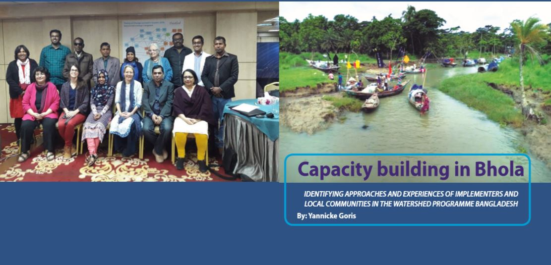 Capacity Building in Bhola
