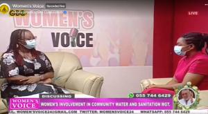 TV discussion Women's Voice